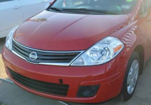red-nissan